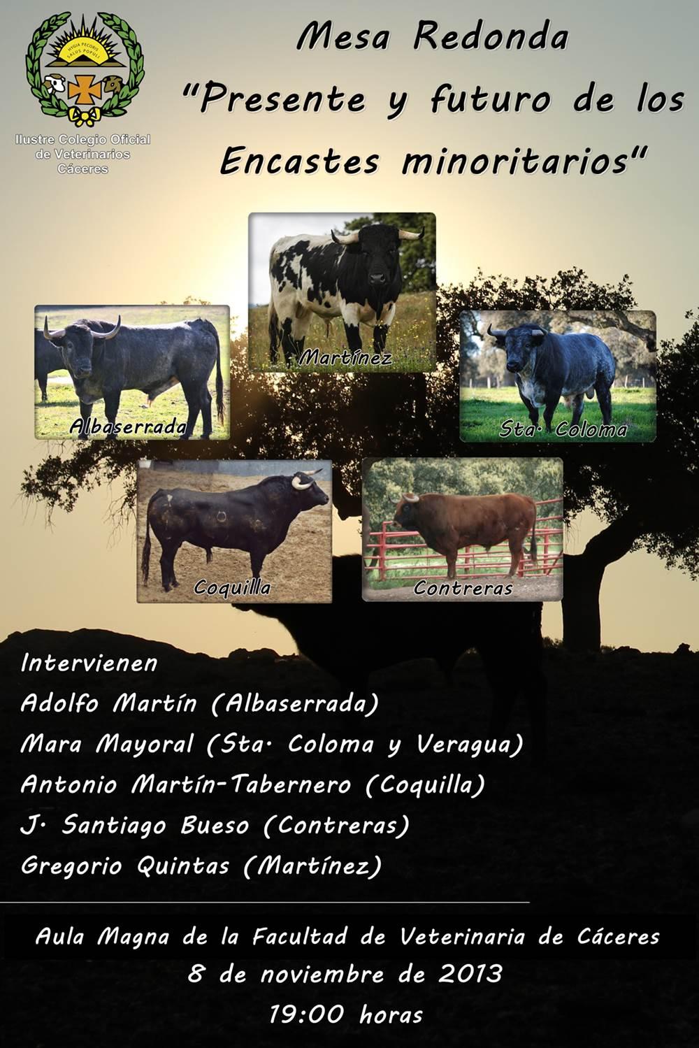 cartel Mesa Redonda 2pep