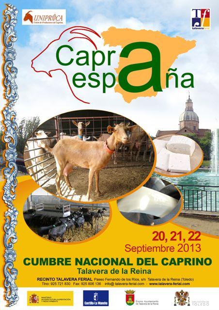 Cartel+Capraespaña